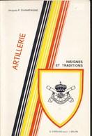 Artillerie Belge. Insignes Et Traditions - 1939-45