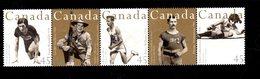 770079830 1996 SCOTT 1612A   POSTFRIS  MINT NEVER HINGED EINWANDFREI  (XX) CANADIAN OLYMPIC GOLD MEDALISTS - 1952-.... Règne D'Elizabeth II