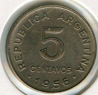 Argentine Argentina 5 Centavos 1956 KM 50 - Argentine