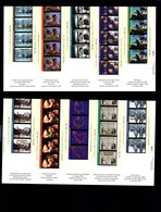 770080847 1996 SCOTT 1615 1616   POSTFRIS  MINT NEVER HINGED EINWANDFREI  (XX) MOTION PICTURES CENT FILM STRIPS - 1952-.... Règne D'Elizabeth II