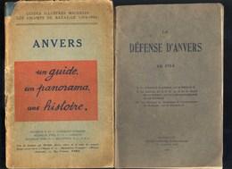 Anvers/Antwerpen 1914 - 1914-18