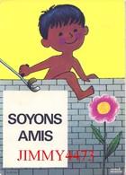 CPM - SOYONS AMIS - Hervé MORVAN - Collector Fairs & Bourses