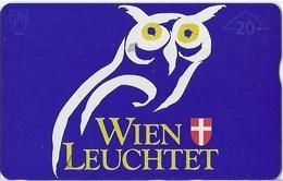 AUSTRIA - WIEN LEUCHTET - OWL - Oesterreich