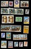 Sénégal - Oblitéré Used - Lot N° 29 De 19 Timbres Scannés Recto Verso - Sénégal (1960-...)