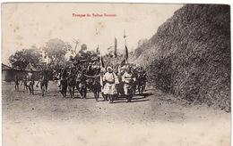 REPUBLIQUE CENTREAFRICAINE **Troupes Du Sultan Snoussi** - Central African Republic
