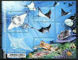 Wallis, N° 872 à N° 875** Y Et T, En Mini Feuille - Wallis-Et-Futuna