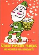 CPM - Le Père Noël Vert - Hervé MORVAN - Imp. CHAIX Saint-Ouen - Collector Fairs & Bourses
