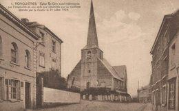 Ronquières - Eglise St Géry - 2 Scans - Braine-le-Comte