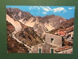 Cartolina Carrara - Cave Di Marmo - 1922 - Massa