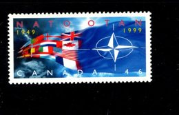 770091992 1999 SCOTT 1809 POSTFRIS  MINT NEVER HINGED EINWANDFREI  (XX)  NATO 50TH ANNIV - 1952-.... Règne D'Elizabeth II