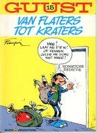 Guust Flater 15 - Van Flaters Tot Kraters (1ste Druk) 1996 - Guust