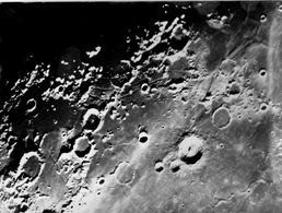 Observatoire De Haute Provence.6-4-196O.OBJET:LUNE. - Photos
