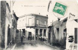 AIGUES VIVES - L' Hotel De Ville (113811) - Aigues-Vives