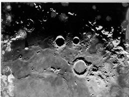 Observatoire De Haute Provence.23-7-1962.OBJET:LUNE. - Photos