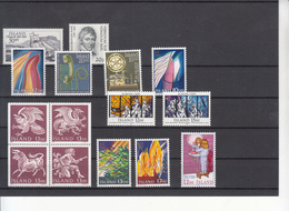 Island - Timbres