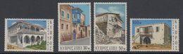 Cyprus 1973 Architecture 4v ** Mnh (42794I) - Ongebruikt
