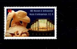 770097398 1999 SCOTT 1778 POSTFRIS  MINT NEVER HINGED EINWANDFREI  (XX)  UNIV OF BRITISH COLUMBIA S MUSEUM ANTROPOLOGY - 1952-.... Règne D'Elizabeth II