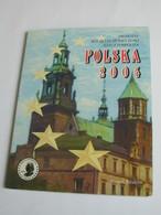 Coffret FDC Euro Patterns Set - Euro Prove - POLOGNE - POLSKA   2004    **** EN ACHAT IMMEDIAT **** - Essais Privés / Non-officiels