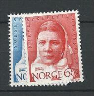 1968 MNH Norwegen, Diakonesse, Postfris - Norvegia