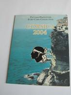 Coffret FDC Euro Patterns Set - Euro Prove - CORSE - CORSICA   2004    **** EN ACHAT IMMEDIAT **** - Essais Privés / Non-officiels