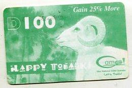 TK 07310 GAMBIA - Prepaid No Expiry Date - Gambia