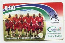 TK 07312 GAMBIA - Prepaid - Gambia