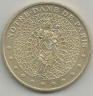 Notre Dame De Paris, 2004, Medaille Officielle Collection Nationale, Mist. Gr. 16, Cm. 3,4. - Monnaie De Paris