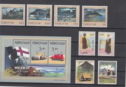 Foroyar - Timbres