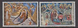 Cyprus 1969 Christmas / Weihnachten 2v ** Mnh (42795A) - Ongebruikt