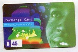 TK 07317 GAMBIA - Prepaid - Gambia