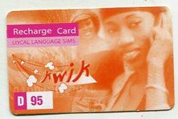 TK 07318 GAMBIA - Prepaid - Gambia
