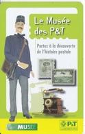 TARJETA DE LUXEMBURGO CON SELLOS Y TELEFONO ANTIGUO (STAMP) - Stamps & Coins