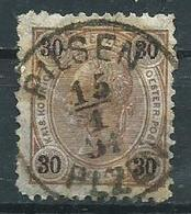 Timbre Autriche 1890 - Used Stamps