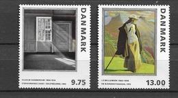 1997 MNH Danmark, Michel 1164-5 Postfris** - Danimarca