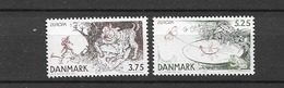 1997 MNH Danmark, Michel 1162-3 Postfris** - Danimarca