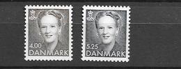 1996 MNH Danmark, Michel 1130-31 Postfris** - Danimarca