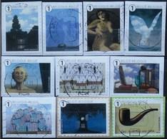 België 2014 René Magritte - Gebruikt