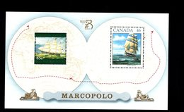 770111999 1999 SCOTT 1779A POSTFRIS  MINT NEVER HINGED EINWANDFREI  (XX) - SAILING SHIP MARCO POLO PANE WITH AUSTRALIA - 1952-.... Règne D'Elizabeth II