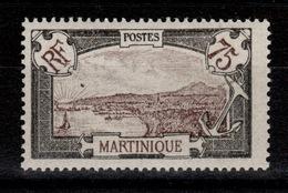 Martinique - YV 74 N** - Nuevos