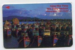 TK 07334 VIETNAM - 7UPVF... - Vietnam