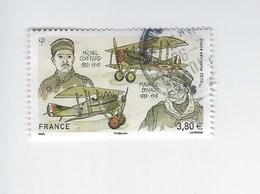 PA Michel Coffard Maurice Boyau Oblitéré 2018 - Airmail
