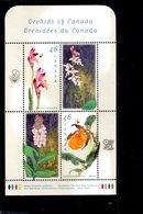 770118578 1999 SCOTT 1790B  POSTFRIS  MINT NEVER HINGED EINWANDFREI  (XX) - FLOWERS ORCHIDS OF CANADA - 1952-.... Règne D'Elizabeth II