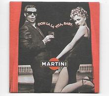 SOUS BOCK / 315 - MARTINI - Sotto-boccale