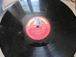 78 Tours  Raymond Girerd - La Valet De Coeur - Au Loin Dans La Plaine - Mf 21576 - 78 T - Disques Pour Gramophone