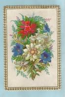 Chromo Decoupis  Jolie Bouquets De Fleurs - Flowers