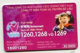 TK 07341 VIETNAM - Chip - Vietnam