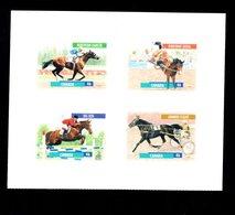 770121704 1999 SCOTT 1798A  POSTFRIS  MINT NEVER HINGED EINWANDFREI  (XX) - HORSES BOOKLET STAMPS - 1952-.... Règne D'Elizabeth II