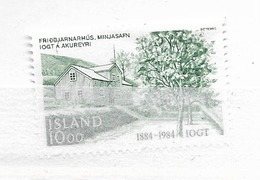 1984 MNH Iceland, Michel 618 Postfris** - 1944-... Republik