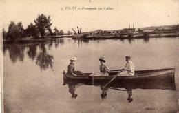 Vichy Promenade Sur L'allier - Vichy