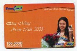 TK 07347 VIETNAM - Prepaid - Vietnam